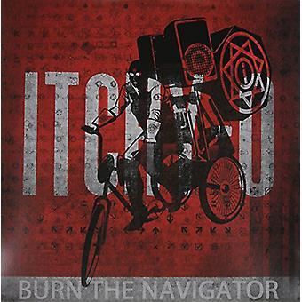 Itchy-O - Burn l'importation USA Navigator [Vinyl]