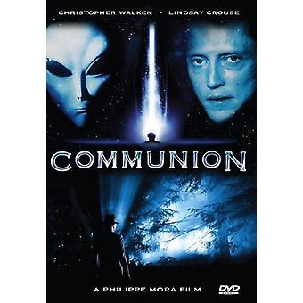 Communion [DVD] USA import