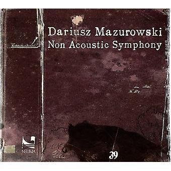 Mazurowski - Darius Mazurowski: Non Acoustic Symphony [CD] USA import