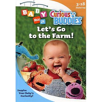 Lets Go to the Farm [DVD] USA import