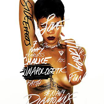Rihanna - Unapologetic Deluxe Edition (CD/DVD) [CD] USA import