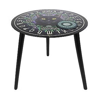 Lisa Parker Il Charmed One Glass Spirit Board Table