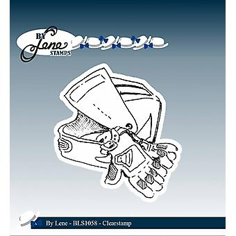 By Lene Clearstamp Motorcycle Accessories