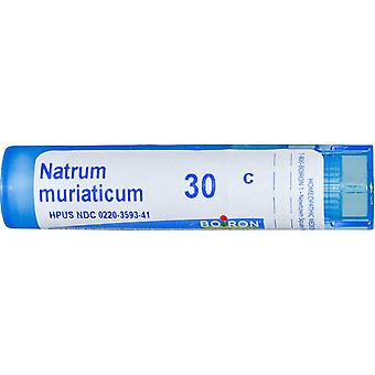 Boiron, Single Remedies, Natrum Muriaticum, 30C, Approx 80 Pellets