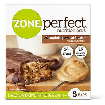 Zone Perfect Nutrition Bars Chocolate Peanut Butter