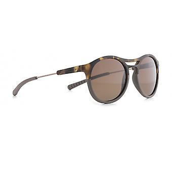 Sunglasses Unisex Spool panto flamed brown