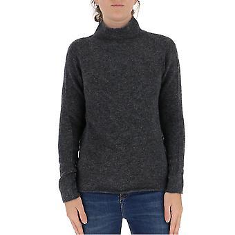 Fabiana Filippi Mad220w086d1908148 Women's Grey Wool Sweater