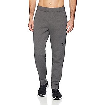Peak Velocity Men's Metro Fleece Straight-Fit Sweatpant, bruyère gris moyen,...