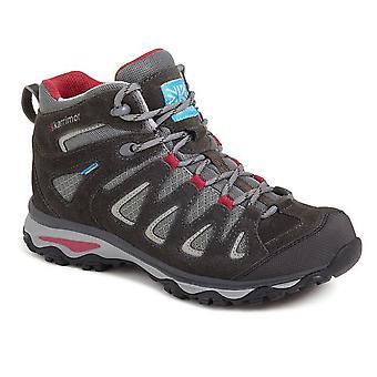 Karrimor Womens Isla Mid Weathertite Lace Up Walking Boots