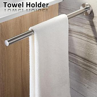40cm nerezová oceľ Držiak na uteráky bar do kuchyne, Kúpeľňa