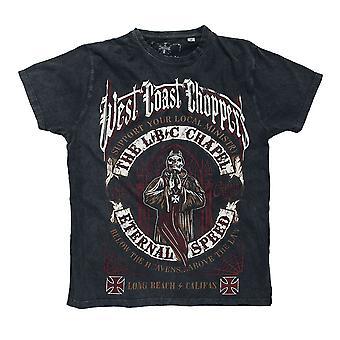 West Coast Choppers Men's T-Shirt The Chapel