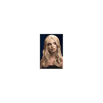 Smiffy's Fever Khloe Wig - Dark Blonde