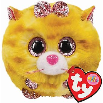 TY Puffies - Tabitha the Cat