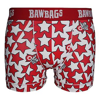 Bawbags Cool De Sacs Valais Nyrkkeilijät - Punainen
