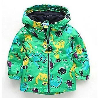 Jesienna wodoodporna płaszcz przeciwdeszczowy