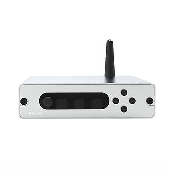 Bluetooth 5.0 Hifi Digital Power U-disk Pc Dac Player, Audio Amplifier Opt Coa