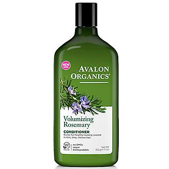 Avalon Organics Volumizing Conditioner, Rosmarin 11 Oz