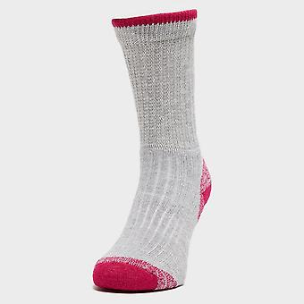 Nieuwe Brasher Women's Hiker SOCKS Grey