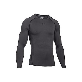 Under Armour Heatgear Compression Longsleeve 1257471090 running all year men sweatshirts