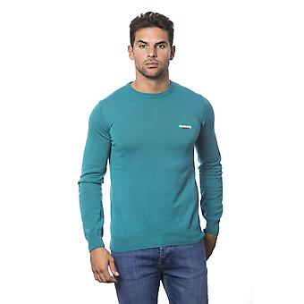 Roberto Cavalli Sport Aquamarina Long Sleeve Sweater