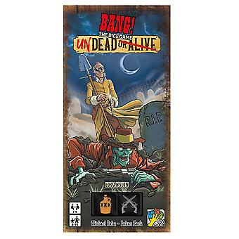 Bang! the Dice Game Undead or Alive