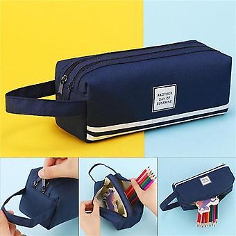 Bunte Bleistift-Hüllen, Taschen Korea Stoff Stift Box, Beutel Fall für Schulbüro