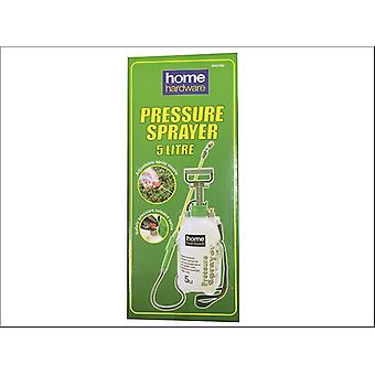 Home Gardener Pressure Sprayer 5L