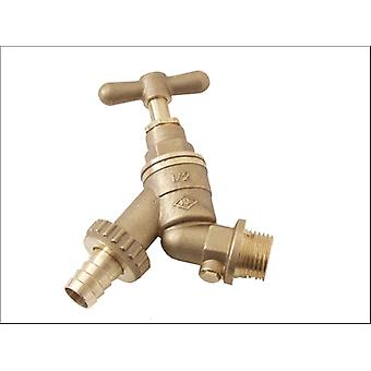 Basics Hose Union Bib Tap Brass 1/2in 24220
