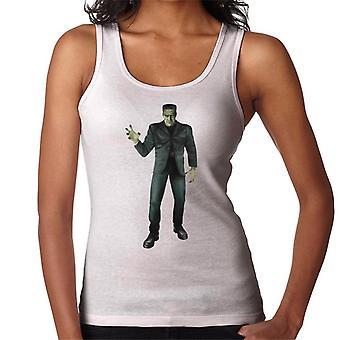 Frankenstein Monster Pose Women's Vest