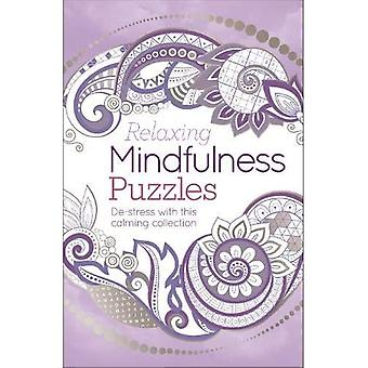 Relaxing Mindfulness Puzzles� (192pp royal puzzles)