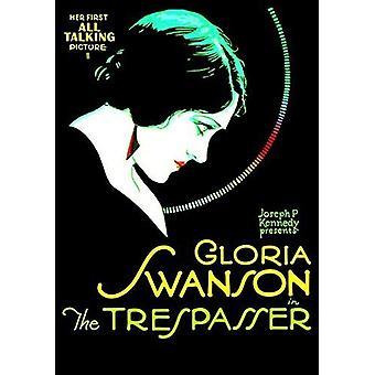 Overtreder (1929) [DVD] USA importeren