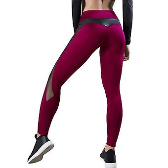 Vrouwen Sexy Pants Push Up High Waist Fitness Workout Leggings