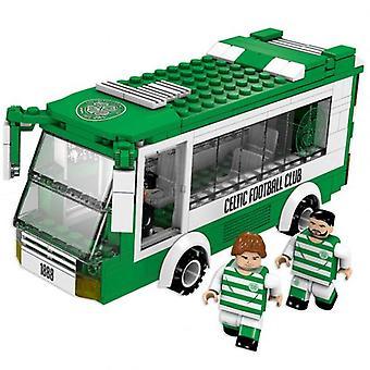 Celtic Brick Team Bus