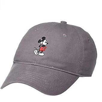 High-quality Mickey Mouse Snapback Cotton Baseball Cap/women