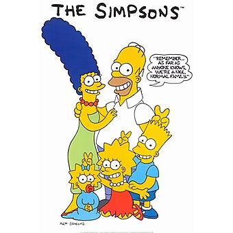 The Simpsons Movie Poster (11 x 17)