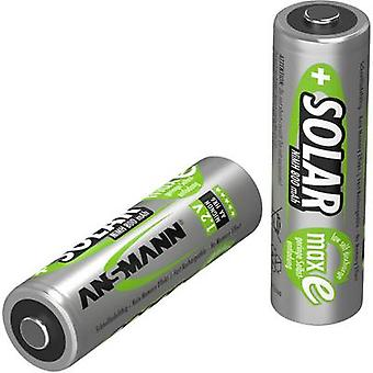 Ansmann HR06 Solar maxE AA battery (rechargeable) NiMH 800 mAh 1.2 V 2 pc(s)