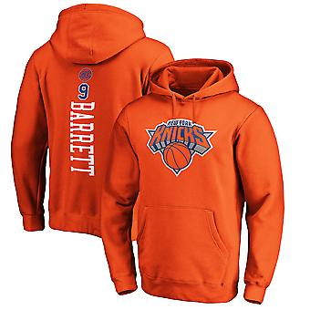 New York Knicks No.9 Barrett Pullover Huppari Swearshirt Toppit 3WY535