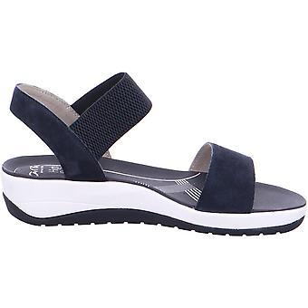 Ara napoli s hs sandale femei albastru