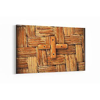 Malerei - Kunst Bambus - 100x70cm