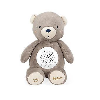 Kaloo my projector nightlight bear