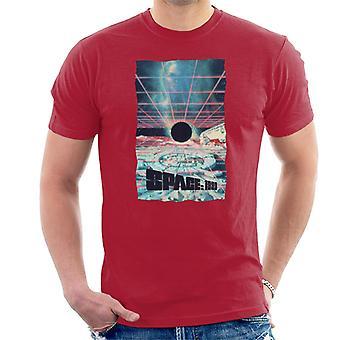 Space 1999 Black Sun Men's T-Shirt