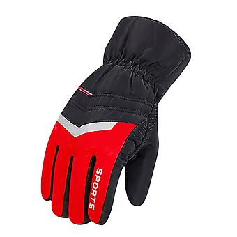 Winter Warm Mens Gloves-touch Screen, Splash-proof, Windproof
