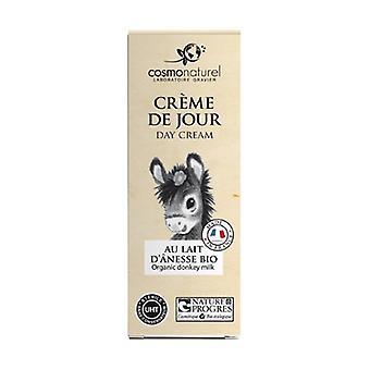 Day cream with donkey milk Bio 50 ml of cream
