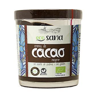 Svart kakaokräm 200 g