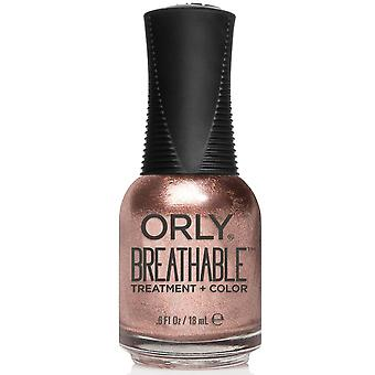Orly BREATHABLE Treatment + Color - Fairy Godmother (OR952) 18ml