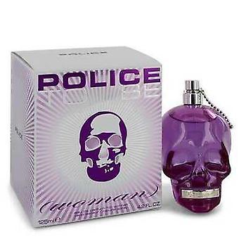 الشرطة لتكون أو لا تكون من قبل الشرطة كولونيا دو بارفوم رذاذ 4.2 أوقية (النساء) V728-545500