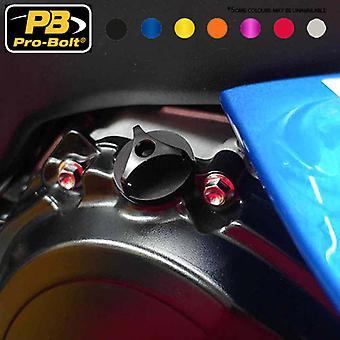 Tapa de llenado de aceite de aluminio de perno Pro M20 x (1,50 mm) (1 paquete) OFCS10