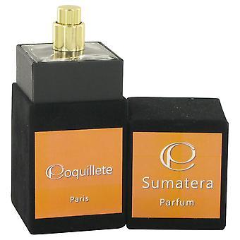 Sumatera Eau De Parfum Spray By Coquillete 3.4 oz Eau De Parfum Spray