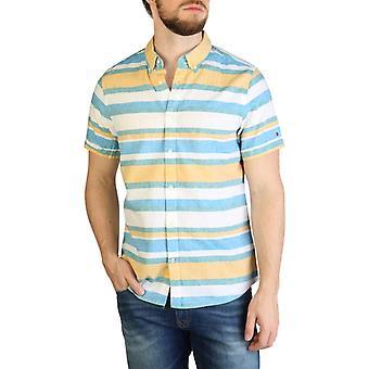 Tommy hilfiger camicie da uomo - mw0mw07561