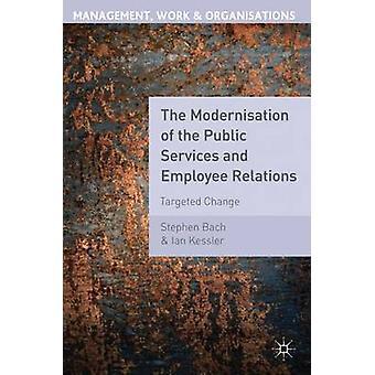 公共サービスの近代化と従業員関係 - Targ